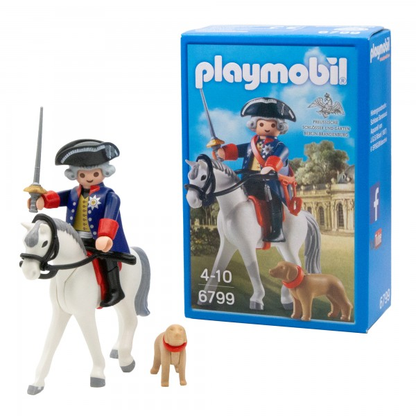 Playmobil Friedrich II.
