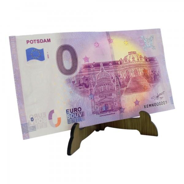 Null-Euro-Souvenirschein Potsdam Edition