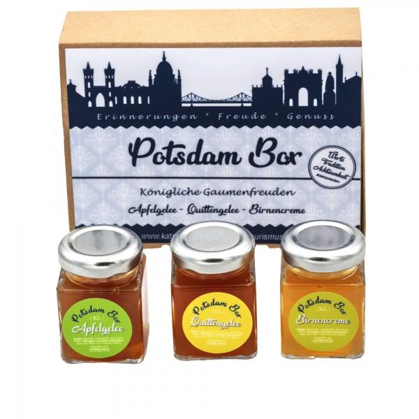 Königliche Gaumenfreuden in der Potsdam Box