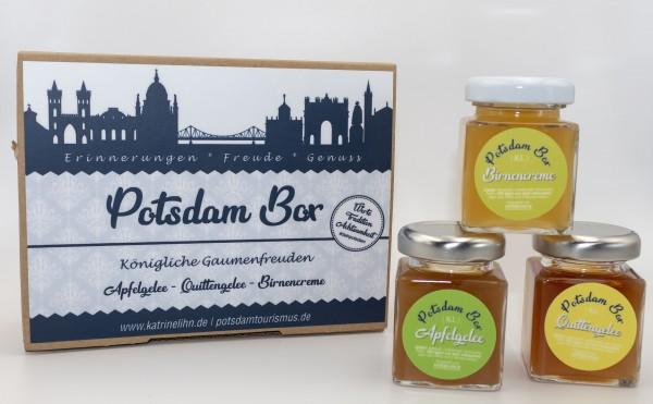 Potsdam Box - 3 Sorten