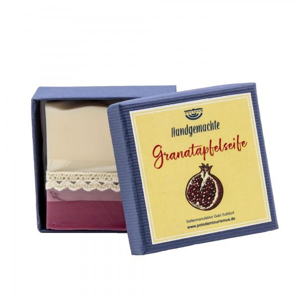 Granatapfelseife