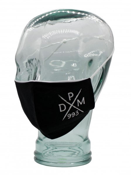 Gesichtsmaske PDM993 - schwarz