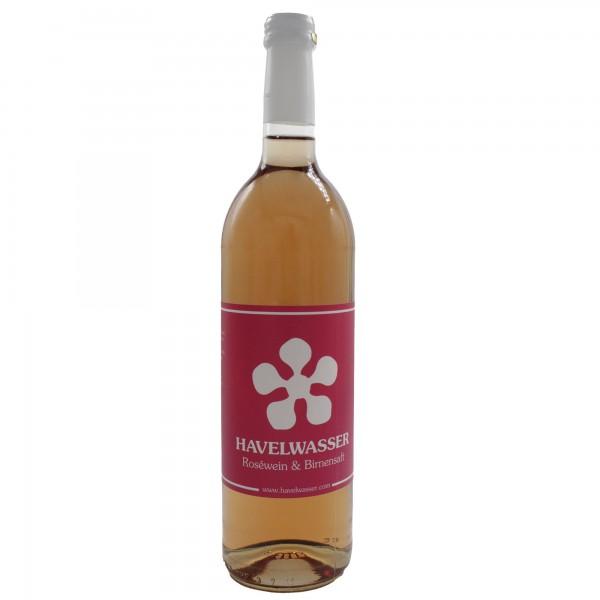Havelwasser Rosé Bio – Birnensaft küsst Roséwein