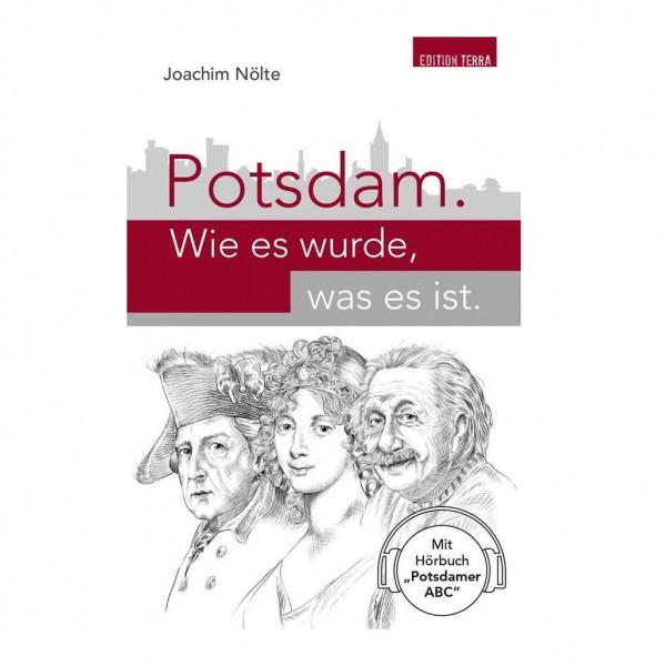 Taschenbuch - Potsdam. Wie es wurde, was es ist.