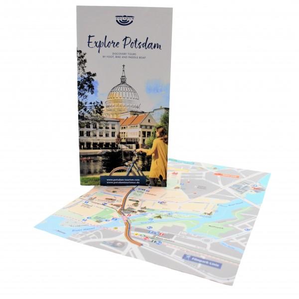 Travel guide Explore Potdam