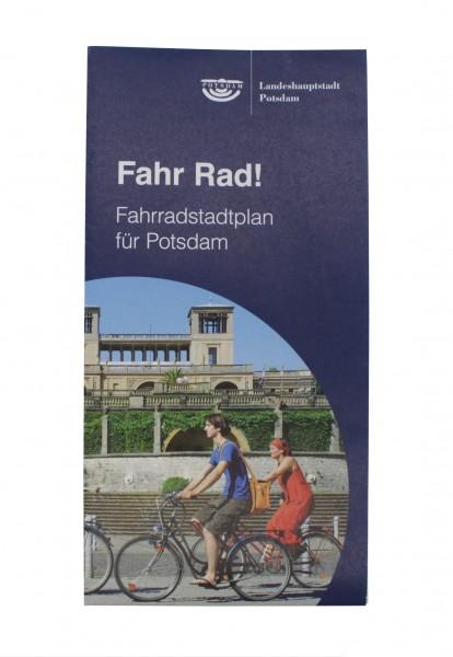Fahrradstadtplan für Potsdam